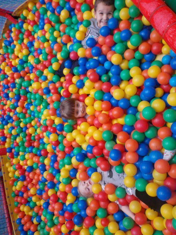 Wycieczka do Centrum Zabaw Hula Park
