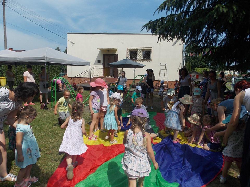 Dzień otwarty dla nowych przedszkolaków