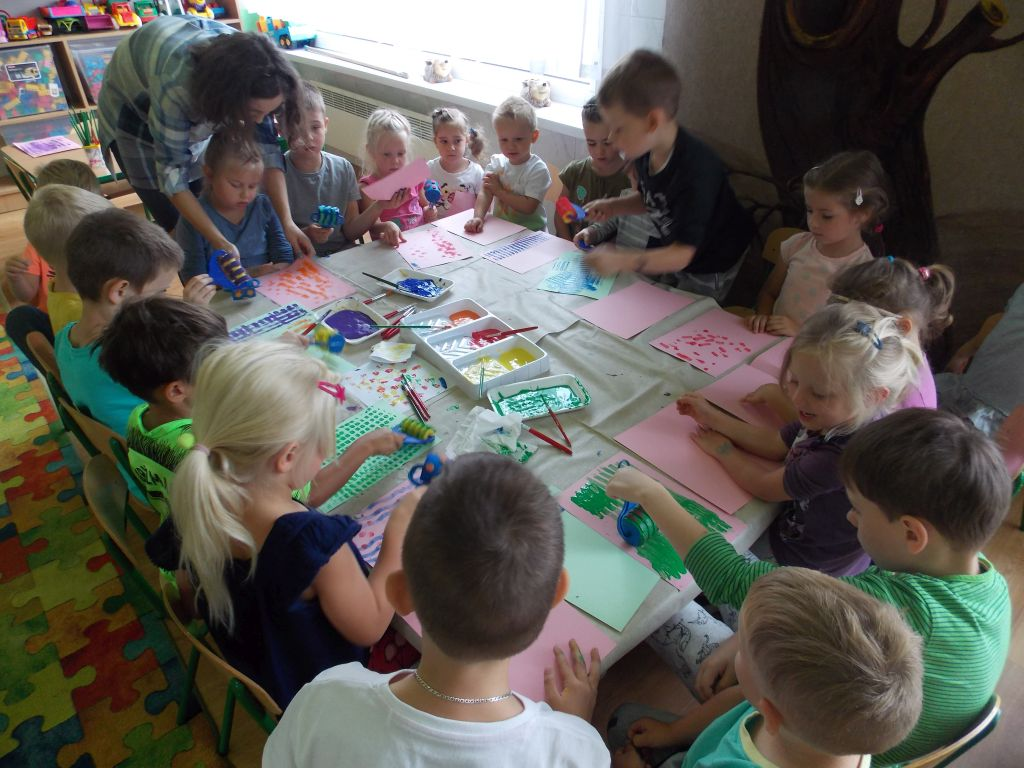 Dyżur wakacyjny w przedszkolu