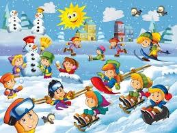 Regulamin konkursu Zimowe zabawy na śniegu